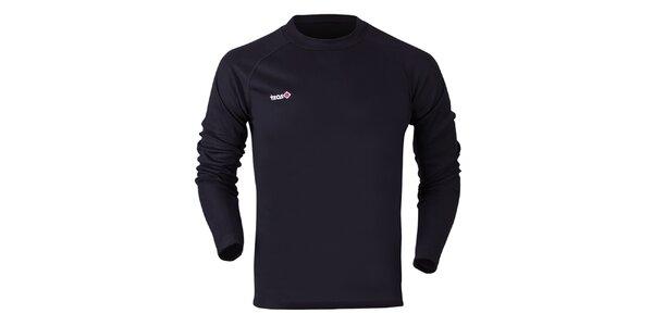 Pánske čierne funkčné tričko Izas
