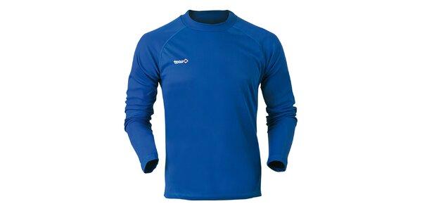 Pánske modré funkčné tričko Izas