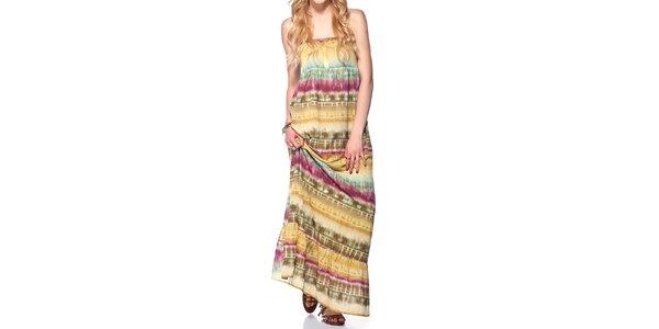 Dámske etno batikované šaty Jimmy Key