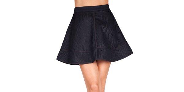 Dámska čierna sukňa Sixie
