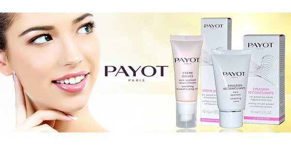 Luxusná francúzska kozmetika Payot