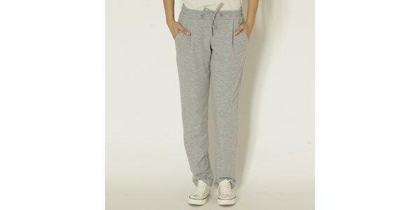 Dámske šedé joggingové nohavice Chaser
