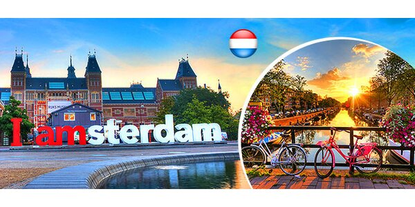 Poznávací zájazd Holandsko