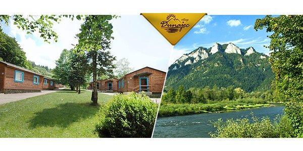 3 alebo 4 dni v prekrásnych Pieninách v Dunajec Village