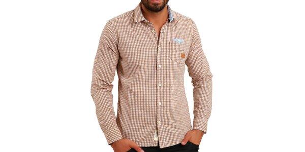 Pánska vzorovaná košeľa Premium Company