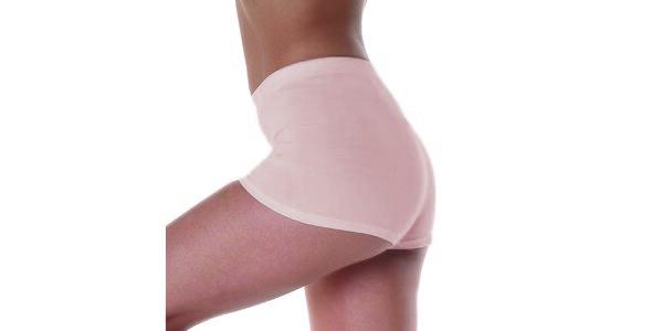 Dámske telové nohavičky s vyšším pásom Slimtess