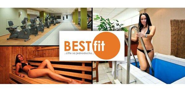 5,99 eur za fitness, fightklub, bazén, wellness v Best Fit Xtreme Zone…