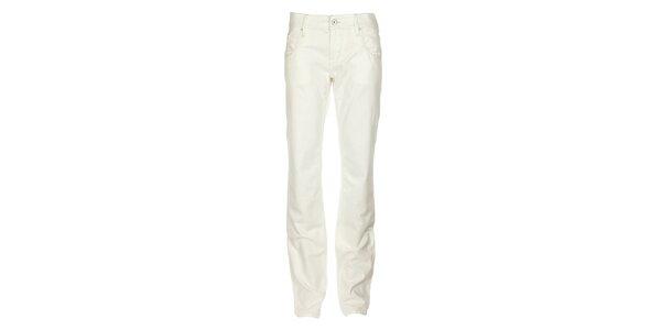Pánske biele nohavice Tommy Hilfiger
