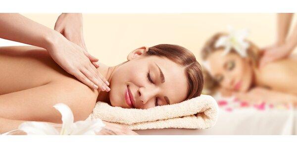 Relaxačno-liečebná masáž