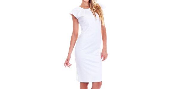 Dámske biele šaty Berry Couture