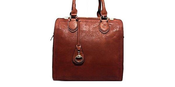 Dámska kabelka so zipovým zapínaním Bessie