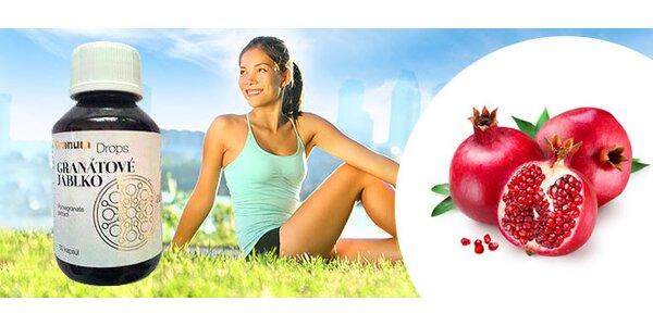 Extrakt s výživnými látkami pre zdravý život