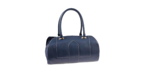 Dámska modrá kufríková kabelka Valentina Italy