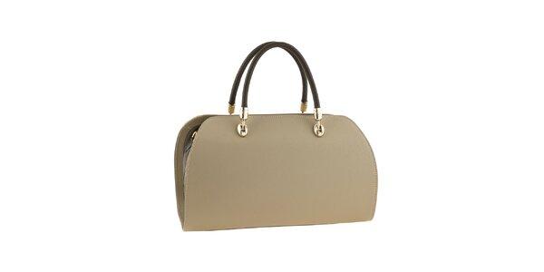 Dámska kabelka s kovovými prvkami Valentina Italy