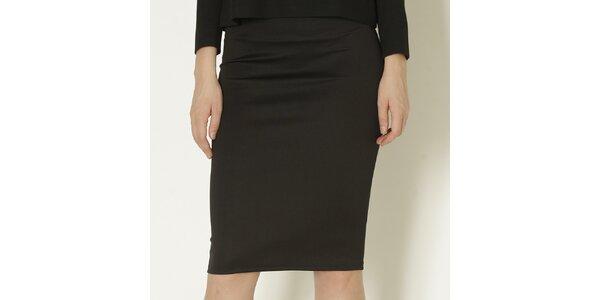 Dámska čierna púzdrová sukňa Keren Taylor