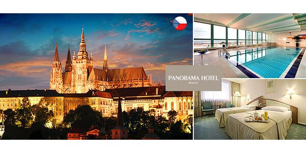 Exkluzívne ubytovanie s wellness v Prahe