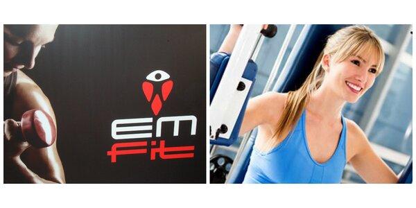 Cvičenie v ženskom fitness centre