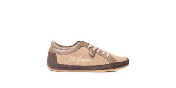 Dámske kožené tenisky Tommy Hilfiger