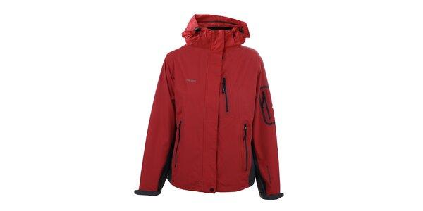 Dámska červená funkčná bunda Joluvi