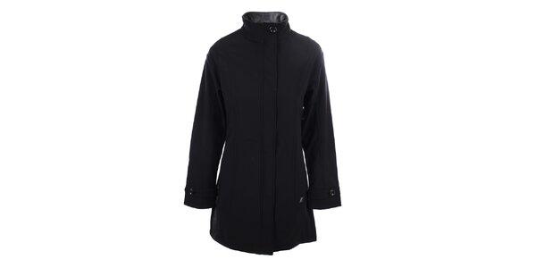 Dámsky čierny softshellový kabát Joluvi