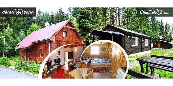 Pobyt v chate pre 2 až 6 osôb