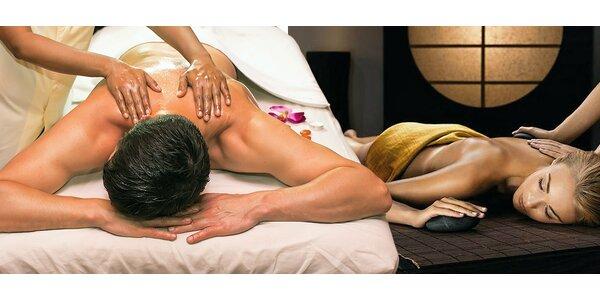 4 druhy vynikajúcich masáží v salóne Suzie