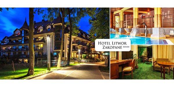 Wellness pobyt v Hoteli Litwor***** Zakopane