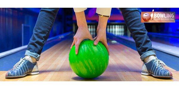 Bowling s partiou cez pracovný týždeň