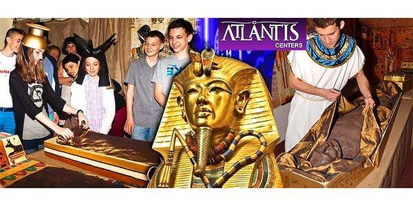 Spoznajte Egypt v Atlantis Centre