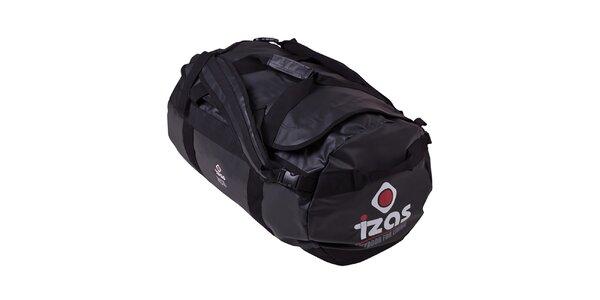Čierna športová taška Izas