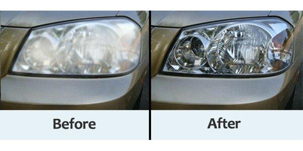 Profesionálna renovácia svetiel vášho auta