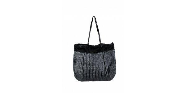 Dámska čierna taška Tantra