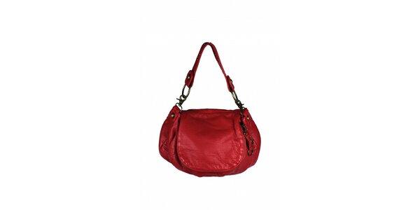 Dámska červená kabelka Tantra