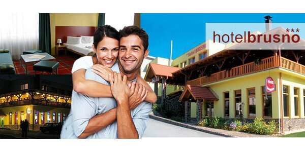 Veľkonočný alebo jarný relaxačný pobyt pre dvoch v Hoteli Brusno