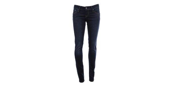 Dámske džínsy v modrej farbe Big Star