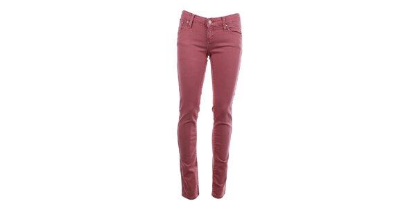 Dámske ružové nohavice Big Star
