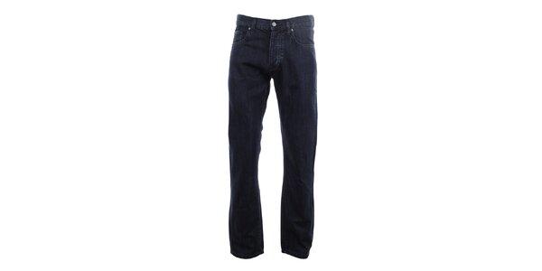 Pánske džínsy v tmavo modrej farbe Big Star
