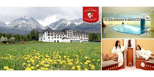Wellness pobyt v Hoteli Hubert **** Vital Resort