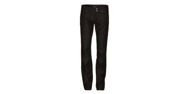 Dámske čierne džínsy Pietro Filipi