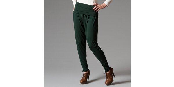 Dámske zelené nohavice Pietro Filipi