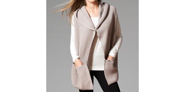 Dámsky sveter bez rukávov Pietro Filipi