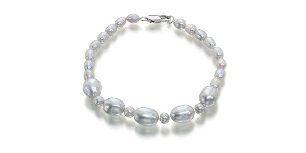 Perlový náhrdelník Orchira