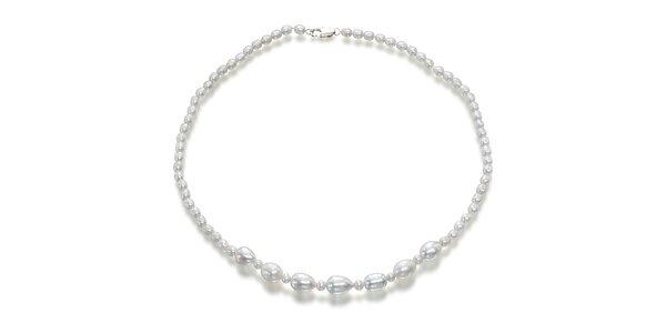 Dámsky náhrdelník s perlami Orchira
