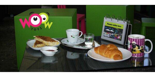 Raňajky ako v rozprávke