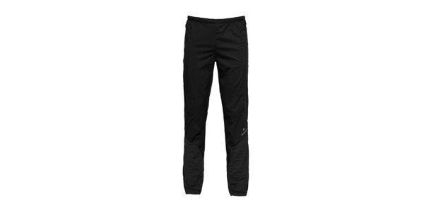 Pánske čierne softshellové nohavice Bergson