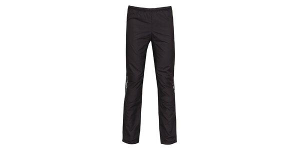 Pánske čierne nohavice na bežky Bergson