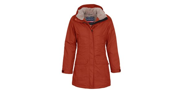 Dámsky športový funkčný kabát Bergson