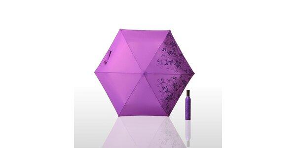 Dáždnik Bumbershoot - fialový alebo čierny