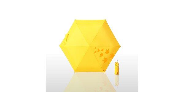 Dáždnik BB Brella - žltý, fialový, modrý, zelený, ružový, krémový, oranžový John