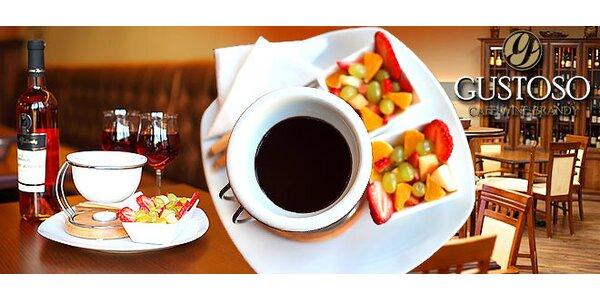 Jeseň s chuťou čokolády a ovocia